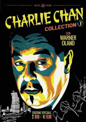 Charlie Chan - Collection 1 (n/b, Edizione Speciale, 2 DVD)