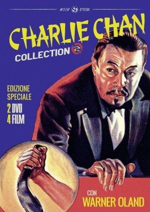 Charlie Chan - Collection 2 (n/b, Edizione Speciale, 2 DVD)
