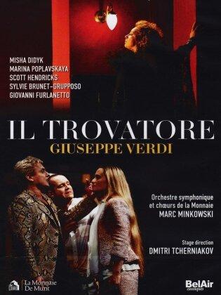 Symphony Orchestra of la Monnaie, Marc Minkowski, … - Verdi - Il Trovatore (Bel Air Classiques)