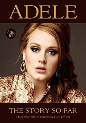 Adele - The Story So Far (Inofficial, DVD + CD)