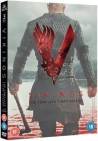 Vikings - Season 3 (3 DVDs)