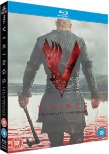 Vikings - Season 3 (3 Blu-rays)