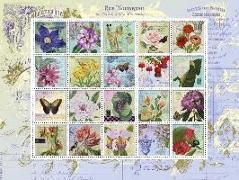 Nostalgie-Briefmarken - Puzzle