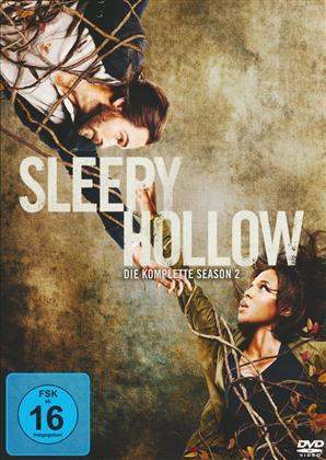 Sleepy Hollow - Staffel 2 (5 DVDs)
