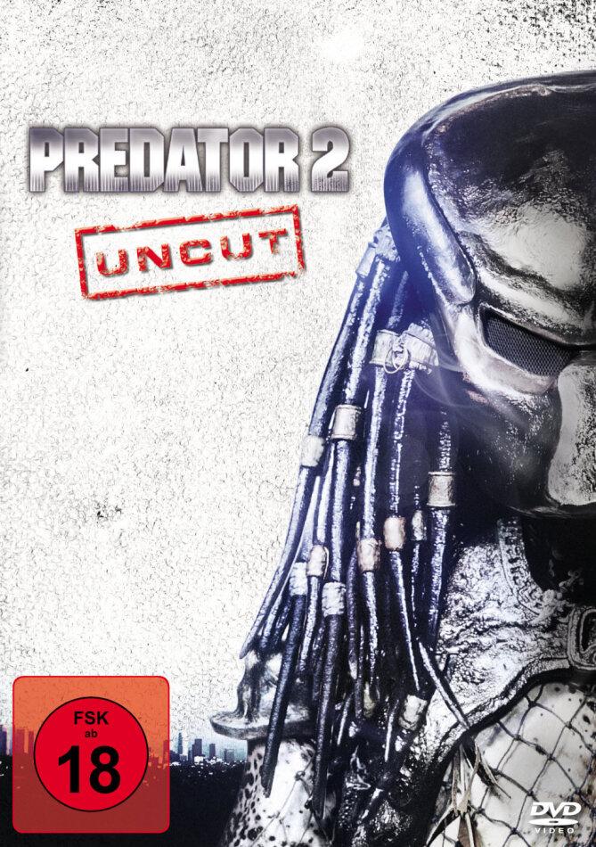 Predator 2 (1990) (Uncut)