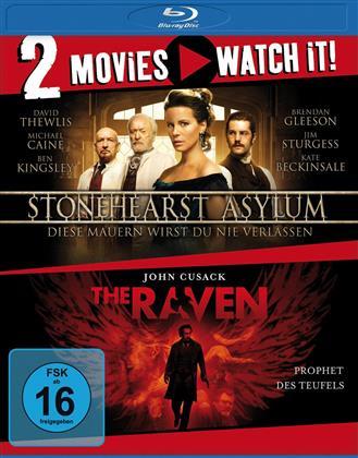 Stonehearst Asylum / The Raven (2 Blu-rays)