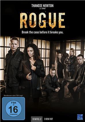 Rogue - Staffel 2 (3 DVDs)