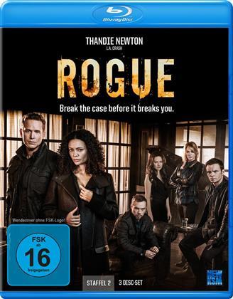 Rogue - Staffel 2 (3 Blu-rays)