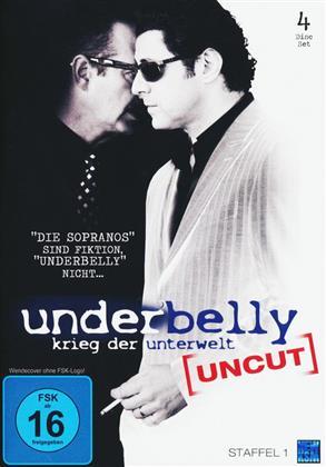 Underbelly - Krieg Der Unterwelt - Staffel 1 (Uncut, 4 DVDs)