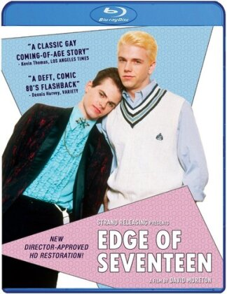 Edge Of Seventeen - Edge Of Seventeen (Adult) (1998)