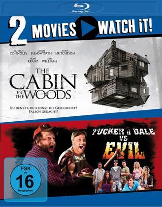 The Cabin in the Woods / Tucker & Dale vs. Evil (2 Blu-rays)