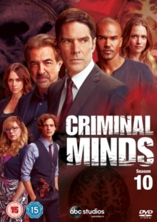 Criminal Minds - Season 10 (5 DVDs)