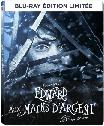Edward aux mains d'argent (1990) (25th Anniversary Edition, Limited Edition, Steelbook)