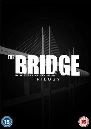 The Bridge - Trilogy - Seasons 1-3 (6 Blu-rays)