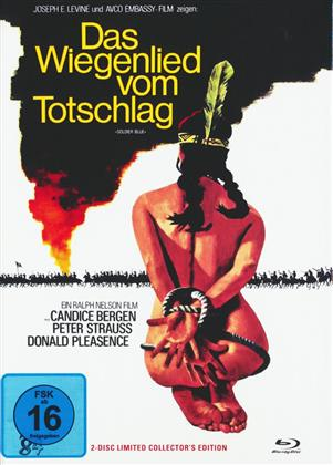 Das Wiegenlied vom Totschlag (1970) (Cover A, Collector's Edition, Limited Edition, Uncut, Mediabook, Blu-ray + DVD)