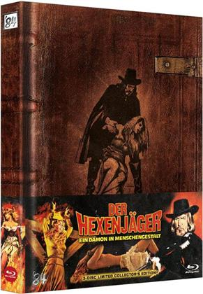 Der Hexenjäger (1968) (Limited Collector's Edition, Mediabook, Blu-ray + 2 DVDs)