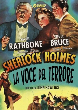 Sherlock Holmes - La voce del terrore (1942) (n/b)