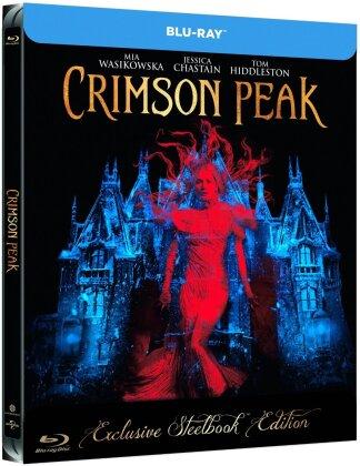 Crimson Peak (2015) (Steelbook)