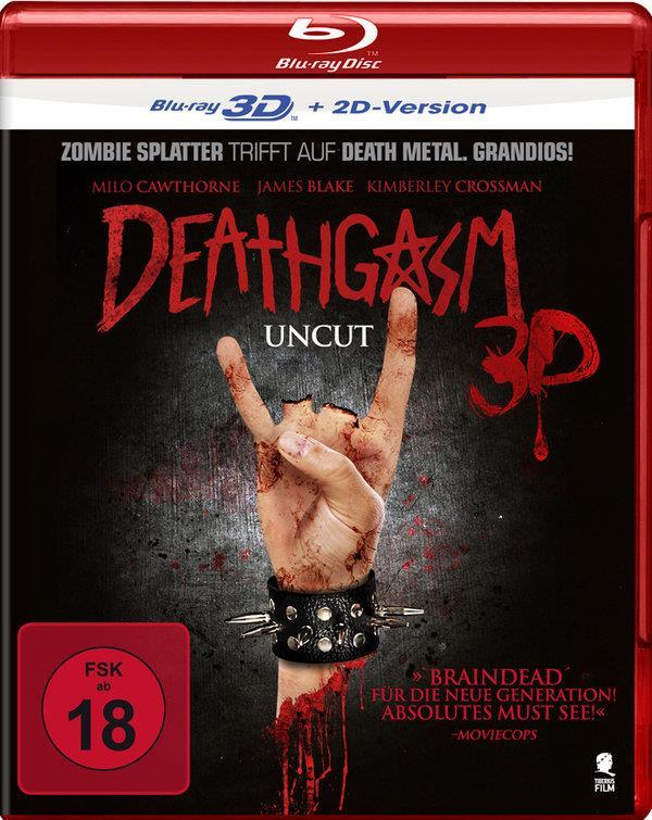 Deathgasm (2015) (Uncut)