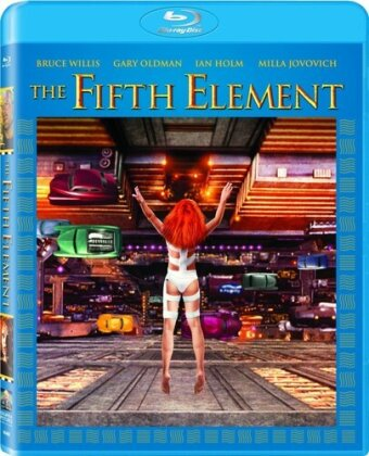 The Fifth Element (1997) (4K Mastered)