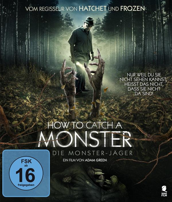 How to Catch a Monster - Die Monster-Jäger (2014)