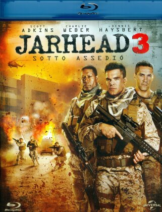 Jarhead 3 - Sotto assedio (2015)