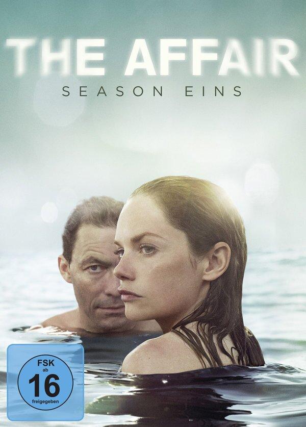 The Affair - Staffel 1 (4 DVDs)