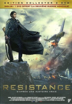 Résistance (2015) (Collector's Edition, 2 DVDs)