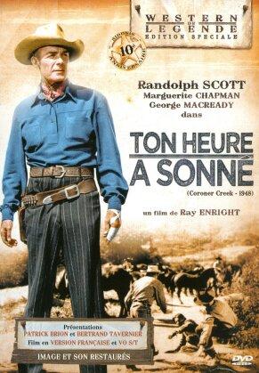 Ton heure a sonné (1948) (Western de Légende, Édition Spéciale)