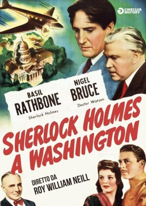 Sherlock Holmes a Washington (1942) (n/b)