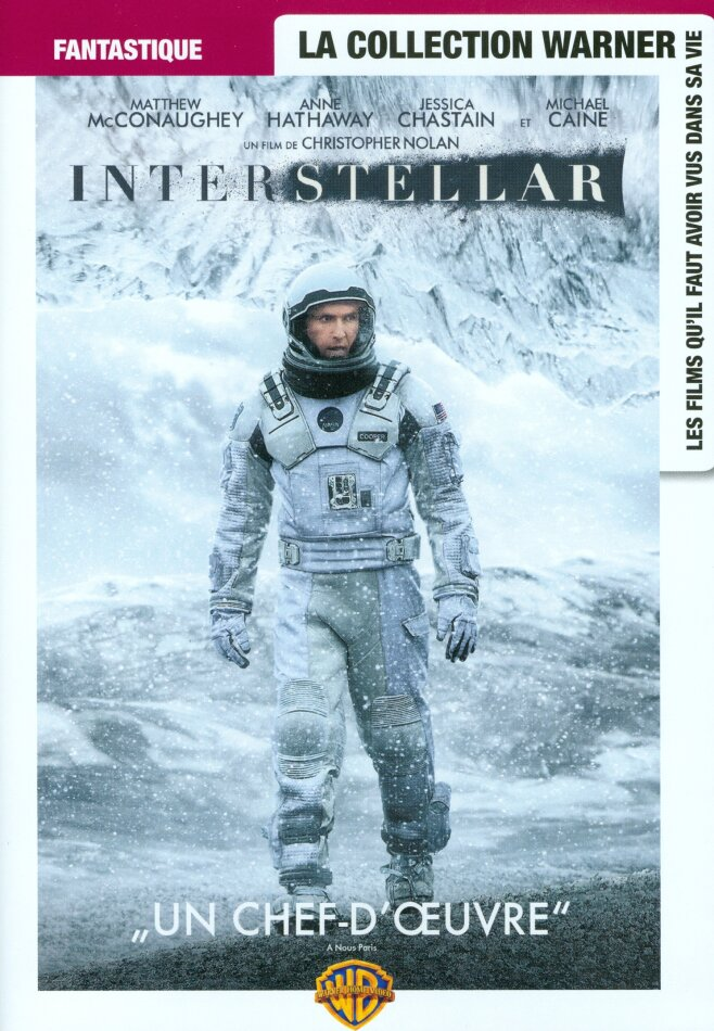Interstellar (2014) (La Collection Warner)