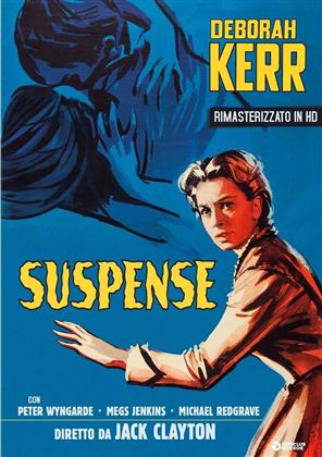 Suspense (1961) (Cineclub Horror, n/b)