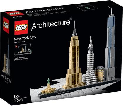 LEGO© 21028 Architecture - New York City