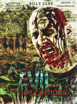 Evil - In the Time of Heroes (2009) (Cover B, Mediabook, Uncut, Blu-ray + DVD)