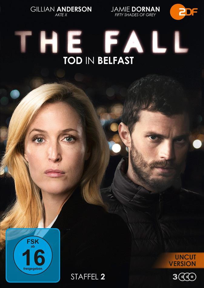 The Fall - Tod in Belfast - Staffel 2 (Uncut, 3 DVDs)