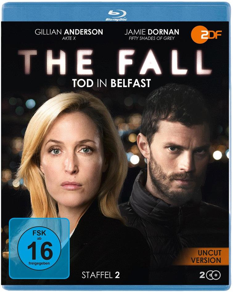 The Fall - Tod in Belfast - Staffel 2 (Uncut, 2 Blu-rays)