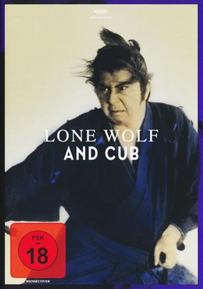 Lone Wolf and Cub - Vol. 1 - 6 (6 DVDs)