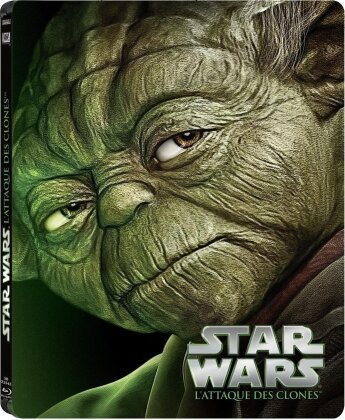 Star Wars - Episode 2 - Attack Of The Clones (2002) (Limited Edition, Steelbook)