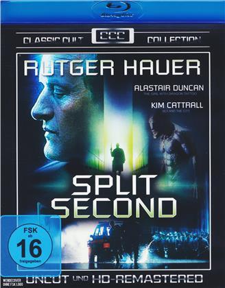 Split Second (1992) (Classic Cult Collection, Versione Rimasterizzata, Uncut)