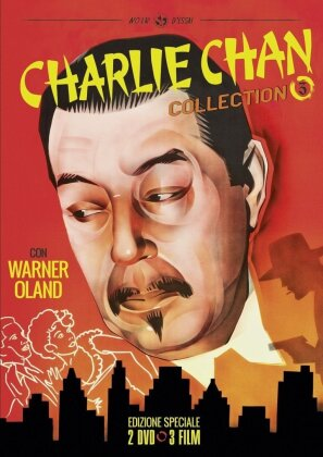 Charlie Chan - Collection 3 (s/w, Special Edition, 2 DVDs)