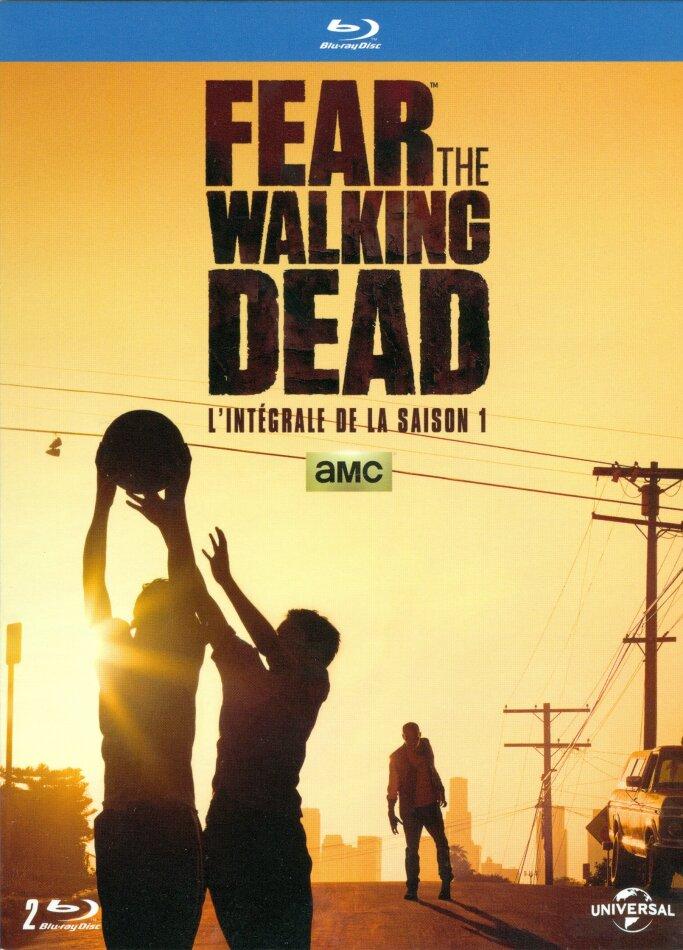 Fear The Walking Dead - Saison 1 (2 Blu-rays)