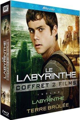 Le Labyrinthe / Le Labyrinthe 2 - La Terre Brulée (Box, 2 Blu-rays)