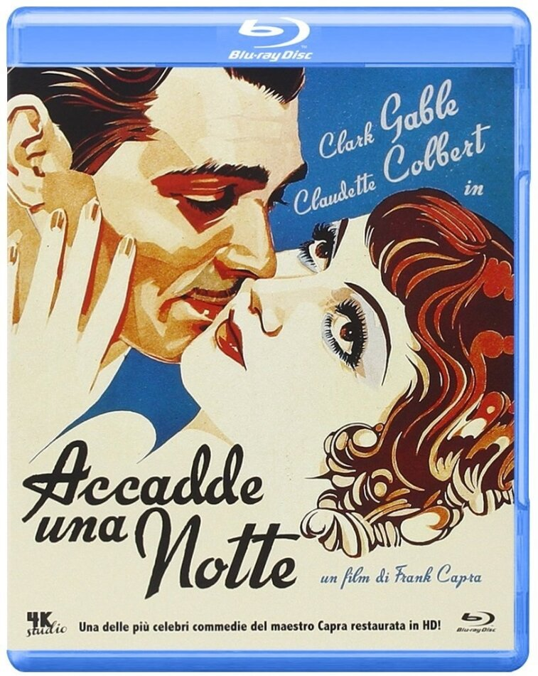 Accadde una notte (1934) (s/w)