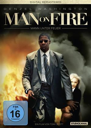 Man on Fire - Mann unter Feuer (2004) (Digital Remastered)