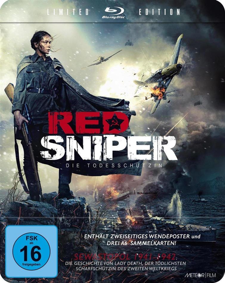 Red Sniper - Die Todesschützin (2015) (Limited Edition, Steelbook)