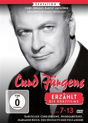 Curd Jürgens - erzählt die Kurzfilme 7 - 13