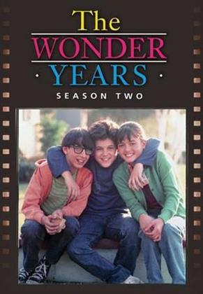 The Wonder Years - Season 2 (4 DVDs)