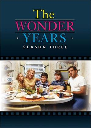 The Wonder Years - Season 3 (4 DVDs)
