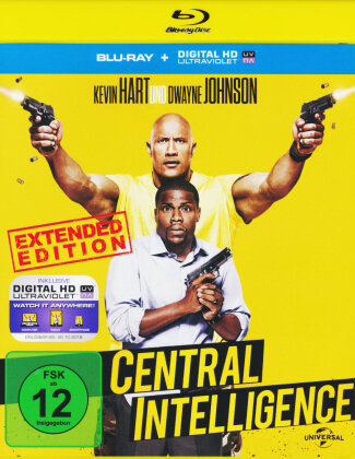 Central Intelligence (2016) (Extended Edition)