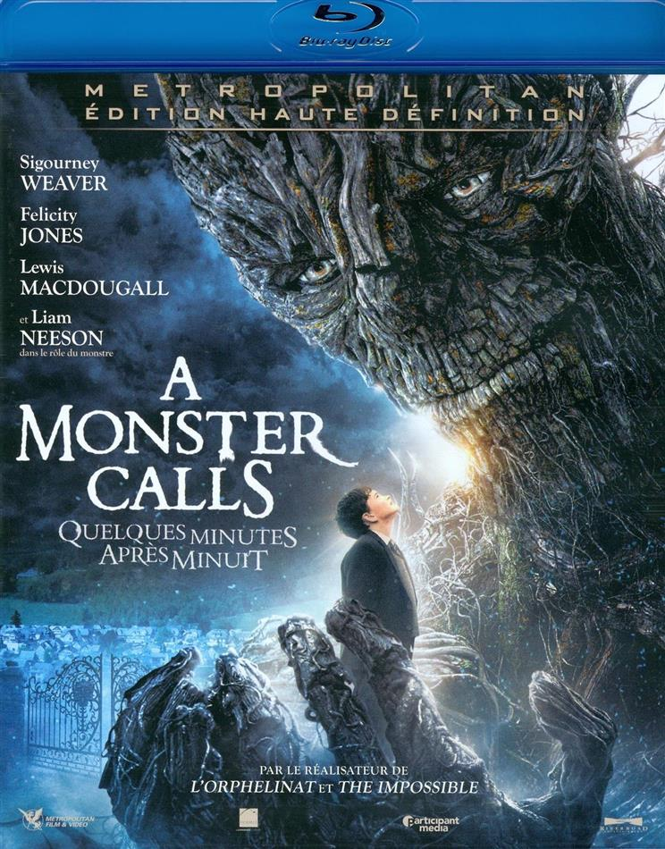 A Monster Calls - Quelques minutes après minuit (2016)